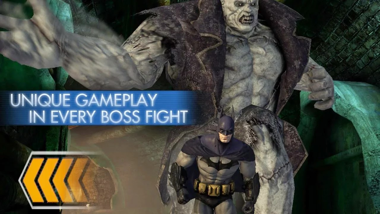 Batman: Arkham City Lockdown v1.0.1~2 Mod