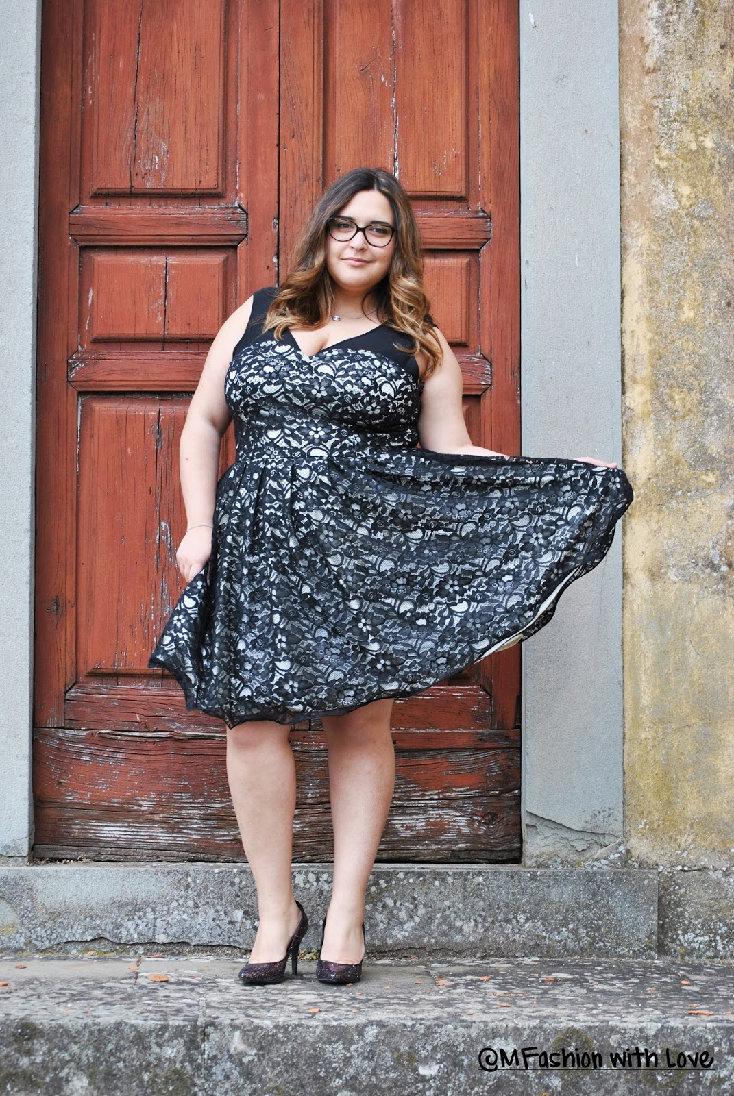 spesso Curvy Blog by Moira Pugliese: Outfit per battesimo e TOP 5 Abiti  LM92
