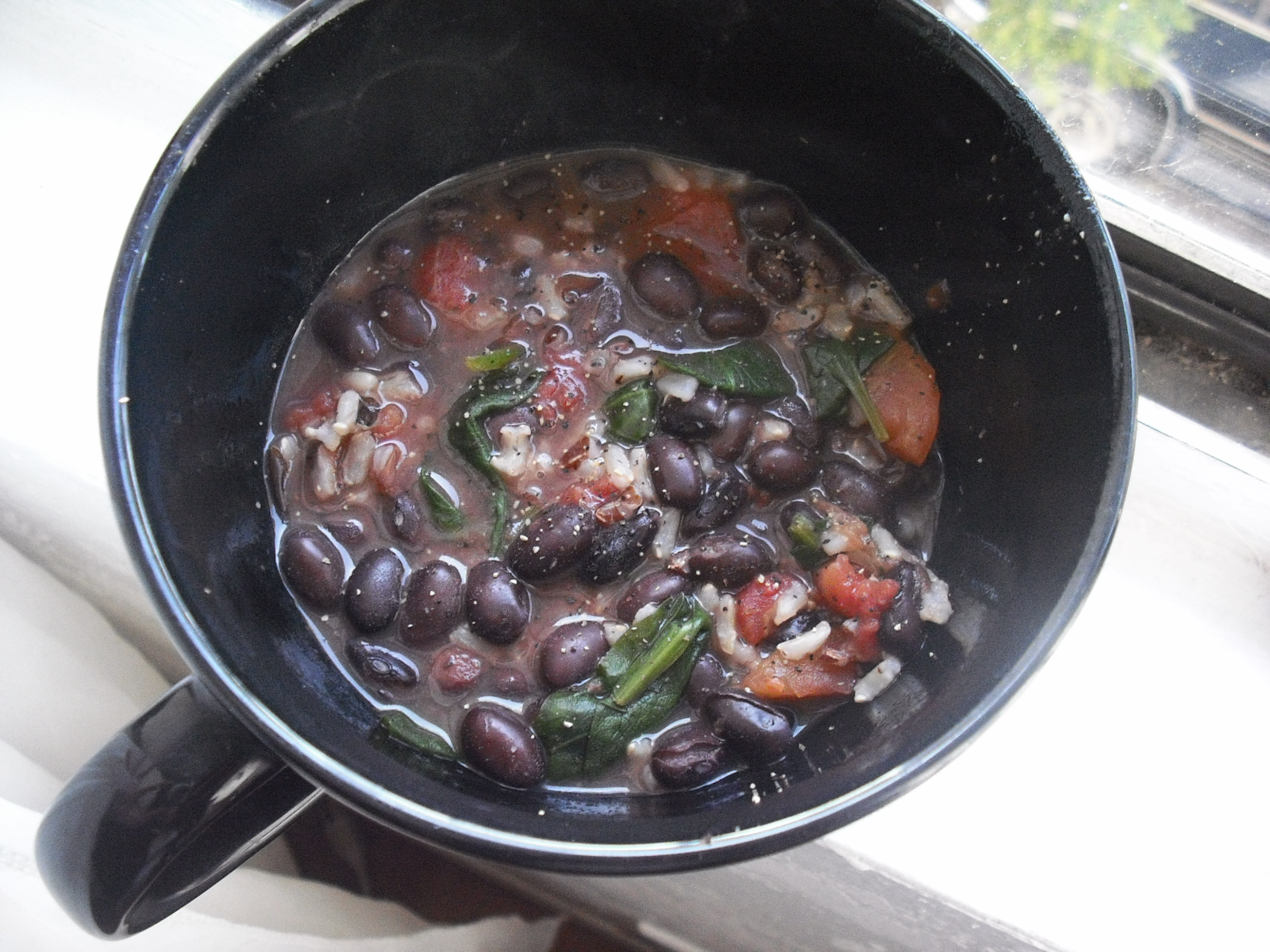 how to cook black beans from dry