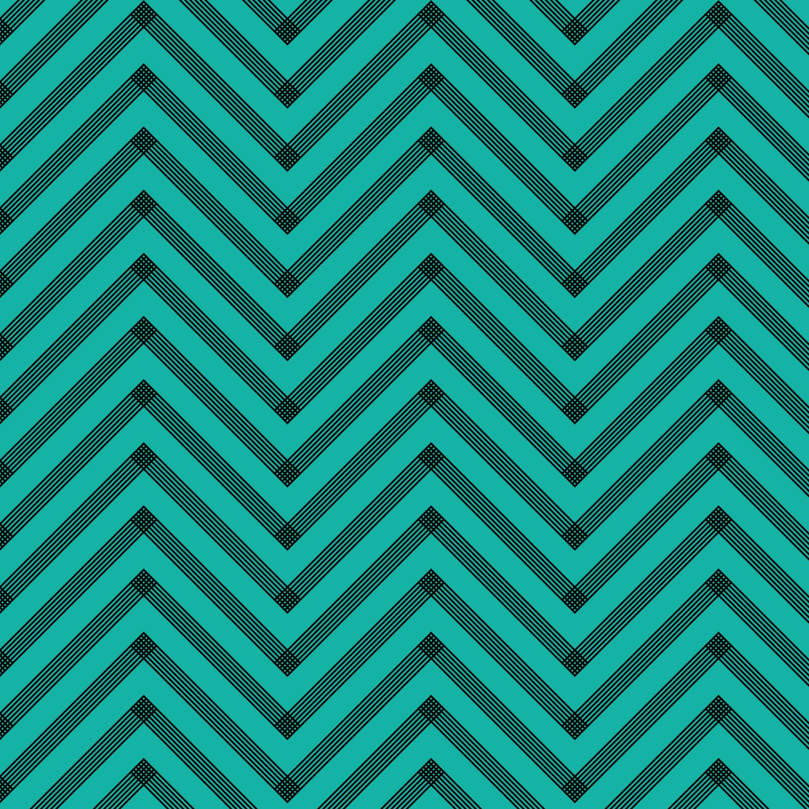 Doodlecraft free sketchy chevron background freebies for Teal chevron wallpaper