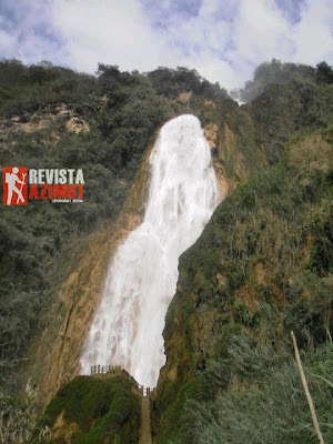 Cascada el Chiflon, Chiapas