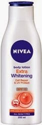 Nivea Body Extra Whitening Body Lotion, 200ml