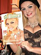 Revista Guia Beleza Mulher Pêra na Capa.