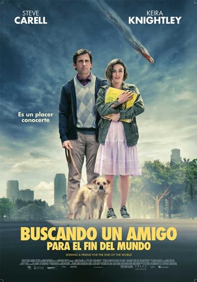 Buscando un Amigo para el Fin del Mundo DVDRip Español Latino Película 2012