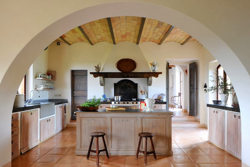 ... of Home Interiors and Garden: Unique Style of Italian interior design