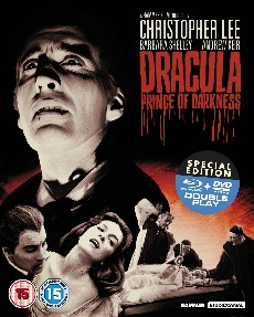 DRACULA: PRINCE OF DARKNESS (Terence Fisher, 1966)