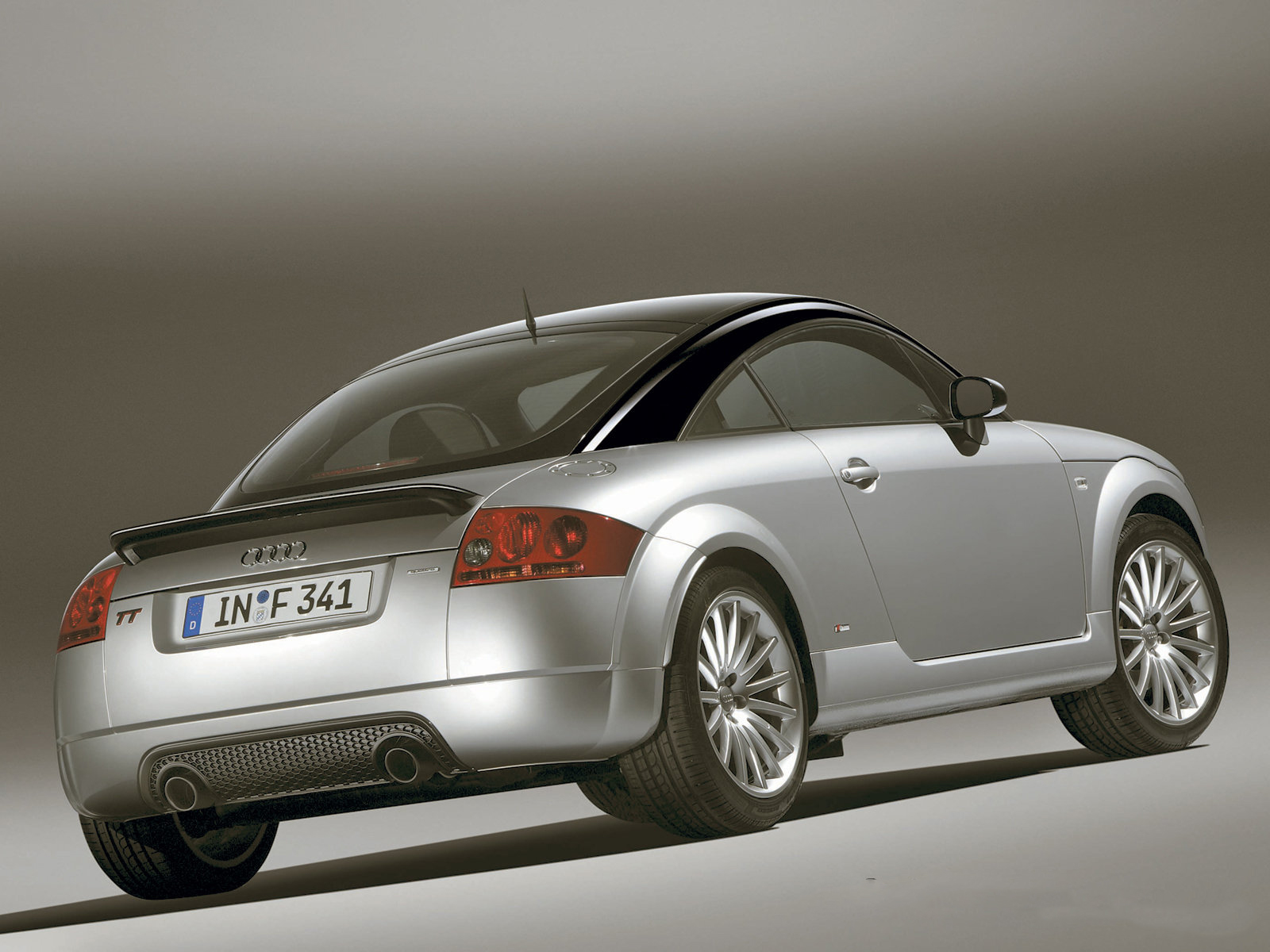 Audi tt quattro weight reduction