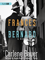 Cover of Frances and Bernard by Carlene Bauer