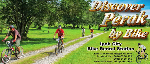 IPOH CITY BIKE TOUR RENTAL STATION