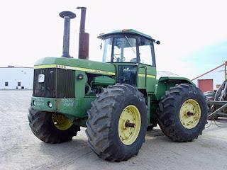 John Deere 8630 parts
