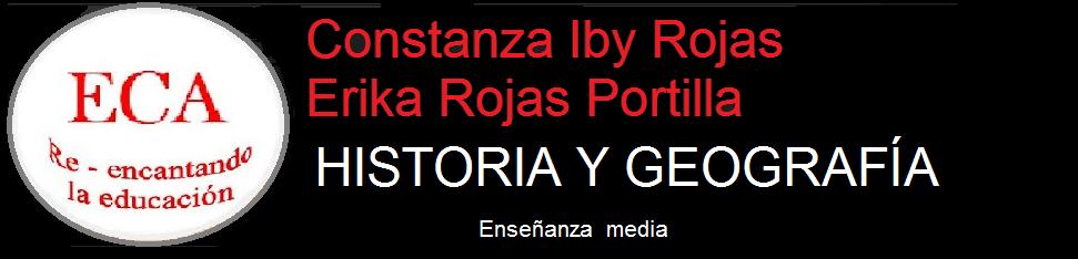 HISTORIA Y GEOGRAFÍA ECA  Enseñanza media