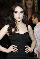 Elizabeth Gillies Everyday Rapture Opening Night in New York