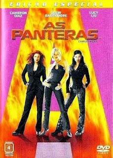 As Panteras Dublado