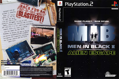 Download Game Men In Black 2 - Alien Escape PS2 Full Version Iso For PC | Murnia Games