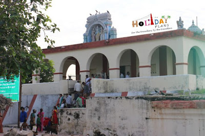 Kothandaramar Temple in Dhanushkodi