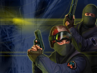 Free Download Game PC Counter Strike 1.6 Steam and No Steam Patch v.33 Full Version