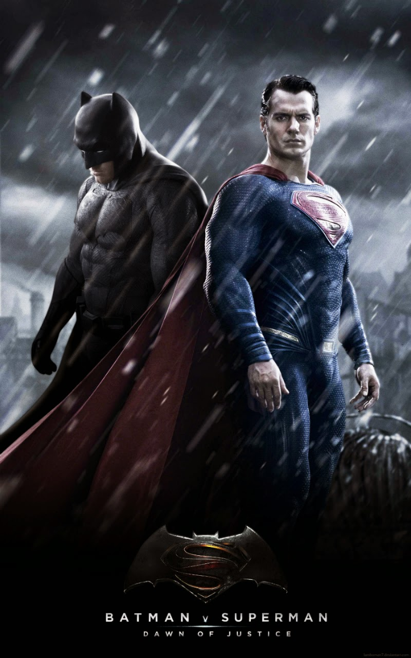 Film Batman v Superman: Dawn of Justice (2016) Bioskop