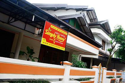 Warna Foto Guest House Pogung Baru