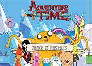 Adventure Time Creador Personajes