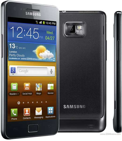 Samsung I9100G Galaxy S II ICS update now available