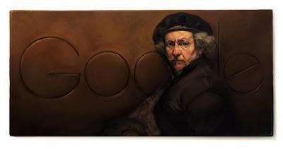 Ρέμπραντ φαν Ράιν:Η google τιμά σήμερα τον Ρέμπραντ φαν Ράιν