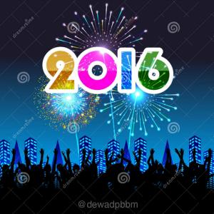 gambar dp bbm tahun baru 2016