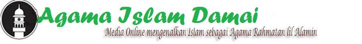 Agama Islam Damai