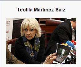 Teofila Martinez provoca a los ciudadanos mas desfavorecidos y denuncia las reacciones