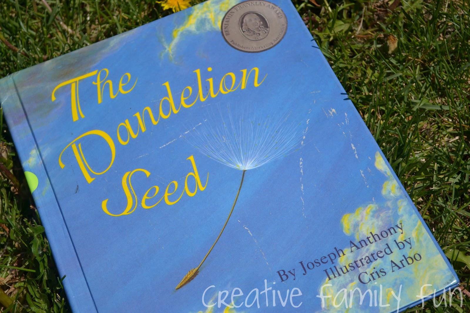 Describe a dandelion?