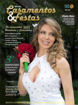 Revista Casamentos e Festas