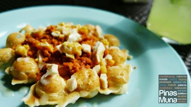 Egg-it Porkfloss Waffle