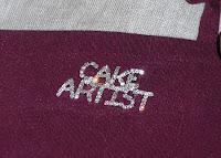 Cake Artist Anstecker Pin