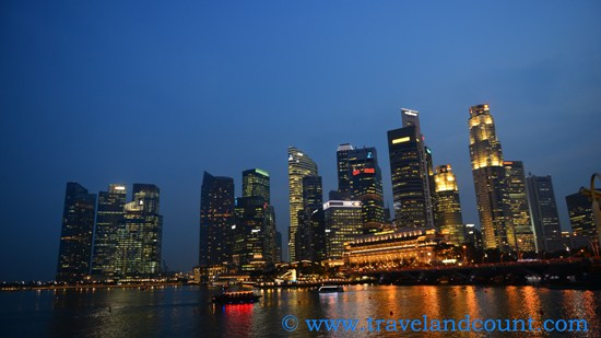 Singapore's buildings