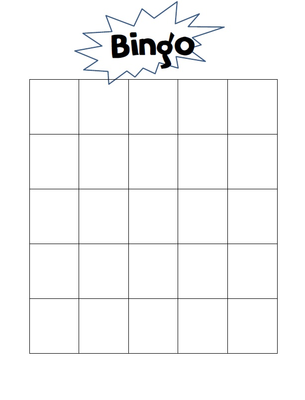 just posted a blank bingo board freebie at my Teachers Notebook ...