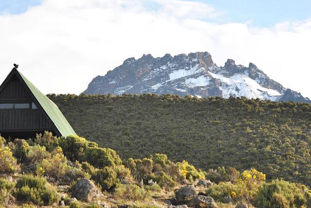 Mawenzi Peak - Horombo