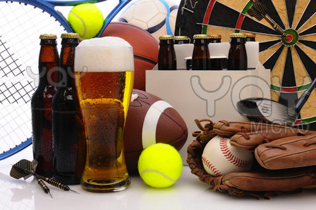 Beer and Sports: A Love Story