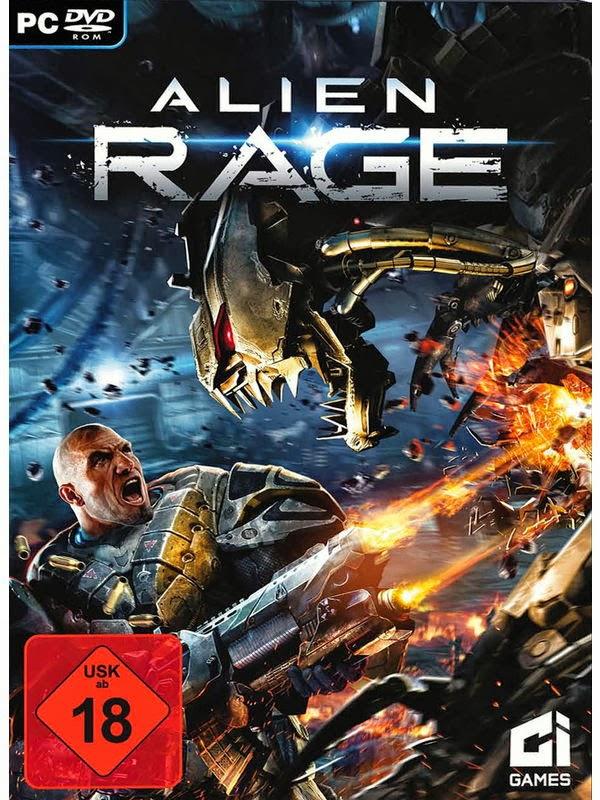 Alien Rage - Unlimited (2013) РС Rip скачать с торрента бесплатно.