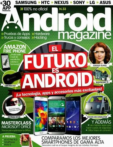 Android Magazine Septiembre 2014 - El Futuro Es Android