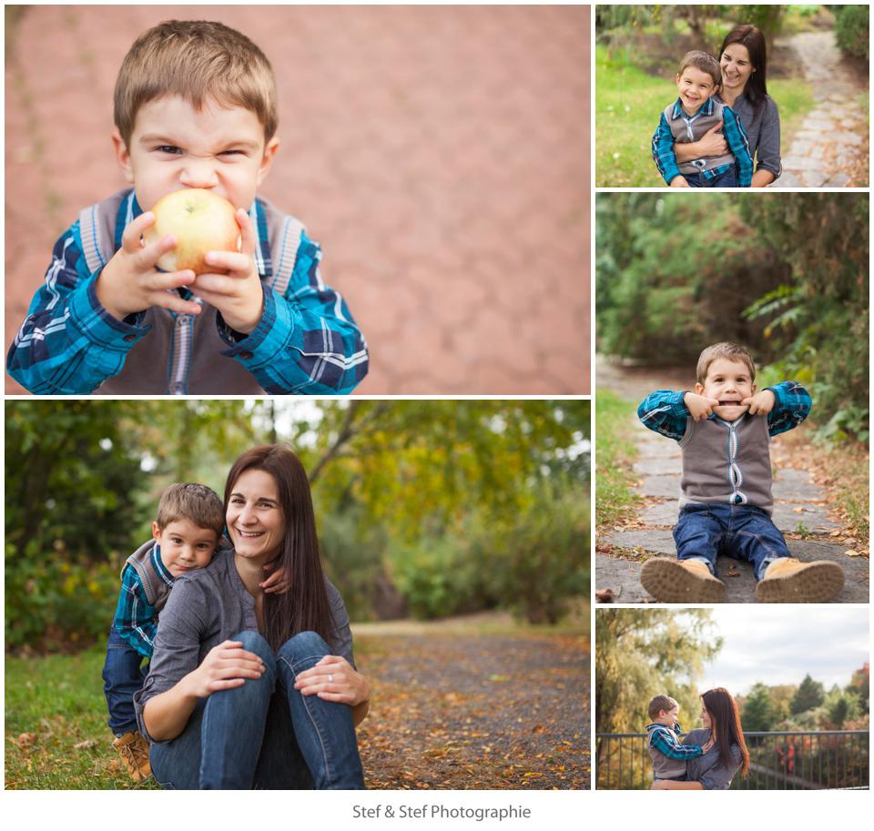family portrait montreal