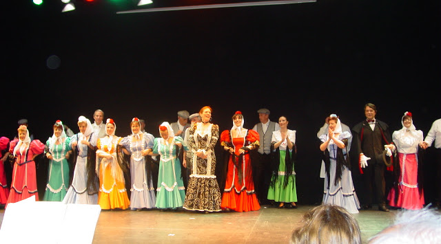 Taller de Zarzuela de Madrid: La Verbena de la Paloma 31 05 13 El Madroño