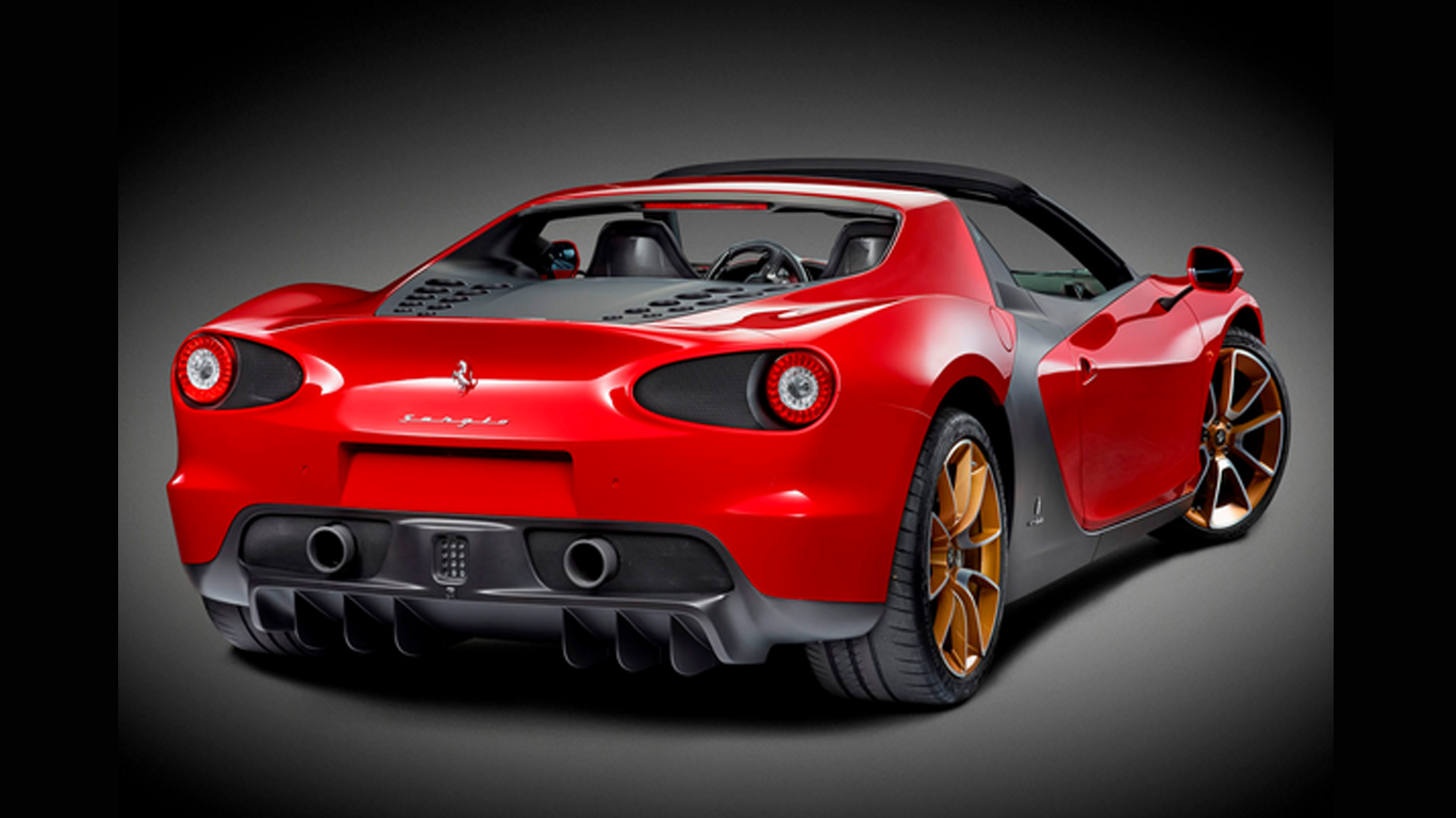 Pricing For The Sergio Has Not Been Disclosed But It Is Estimated To Have  Cost Around £2.5m.