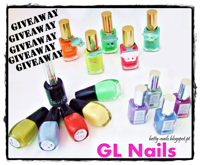 GL Nails Giveaway