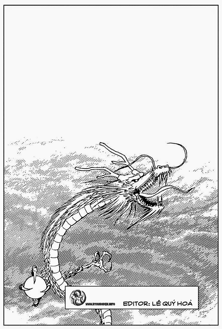 Chú Bé Rồng - Ryuuroden chap 4 - Trang 4