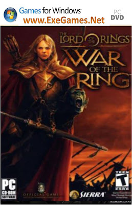 The Lord Of The Rings War Of The Ring Game