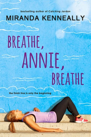 Breathe Annie Breathe book cover