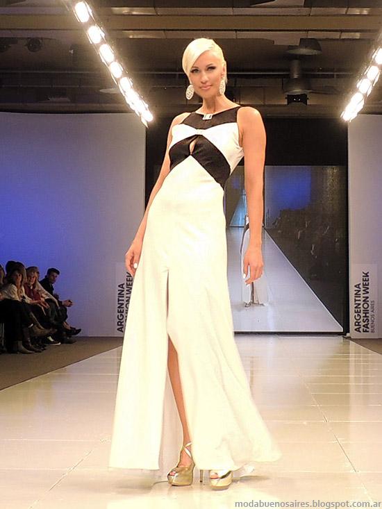 Adriana Costantini primavera verano 2015. Moda primavera verano 2015 vestidos de fiesta.