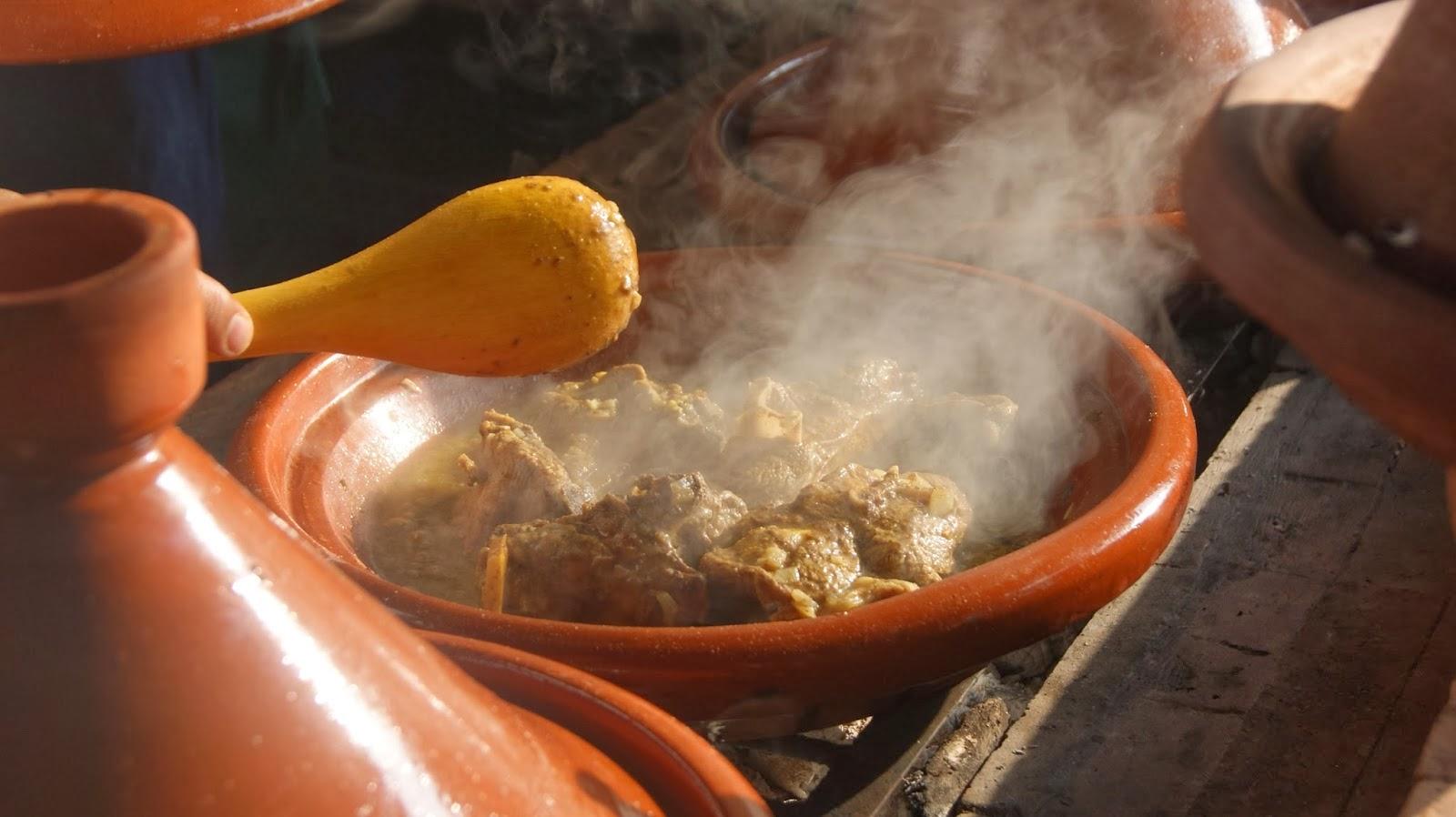 Atelier de cuisine tasting marrakech walking food tours for Atelier cuisine marrakech
