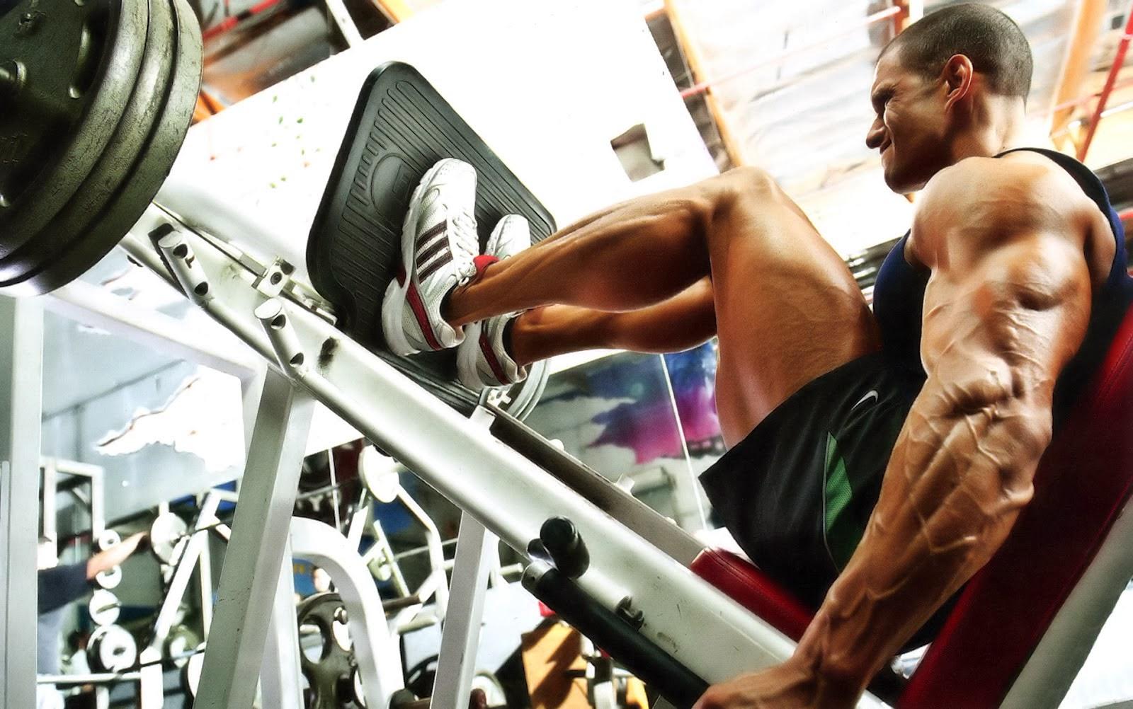 Como acelerar o crescimento muscular
