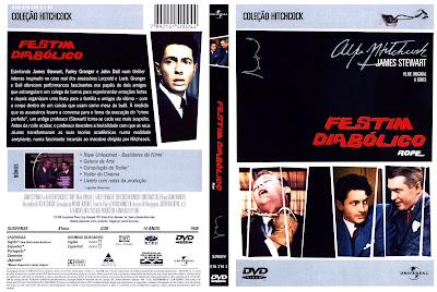 Festim Diabólico DVD Capa