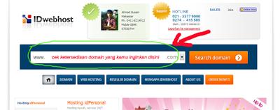 Cara Membeli Domain dan Hosting Murah di KiosGalesong.net